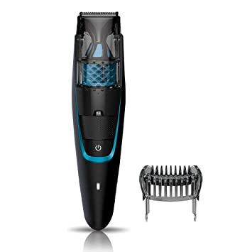 Philips Vacuum Beard Trimmer Cordless And Corded For Men Bt7206 15