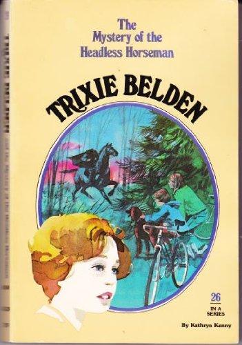 Trixie Belden #22 Mead's Mountain FIRST EDITION SC N FINE Beige