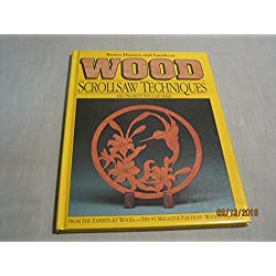 Better Homes and Gardens Wood Scrollsaw Techniques: And Projects You Can Make