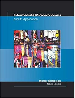 Intermediate microeconomics and its application with coursemate 2 intermediate microeconomics and its applications intermediate microeconomics and its applications walter nicholson fandeluxe Images