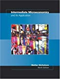 Intermediate Microeconomics and Its Application with Economic Applications Card 9780324171631