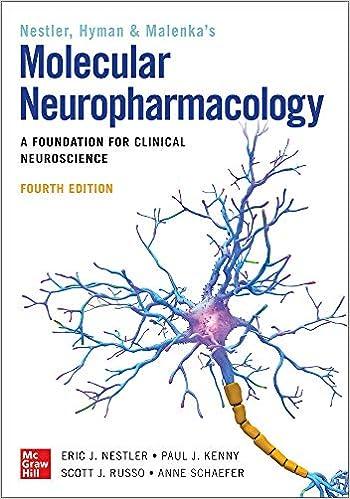 Molecular Neuropharmacology: A Foundation for Clinical Neuroscience, Fourth Edition - Original PDF