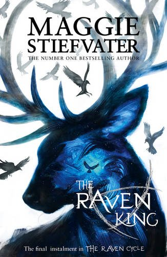 the raven cycle book 1 - 3