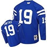 Mitchell & Ness Baltimore Colts 1970 Johnny Unitas Authentic Throwback Jersey Size: Size 52