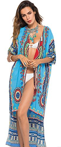 Arctic Cubic Media Manga Manga Estilo Kimono Étnico Tribal Africano Azteca Bajo Ribete Posterior Escalonado Bajo Ribete...
