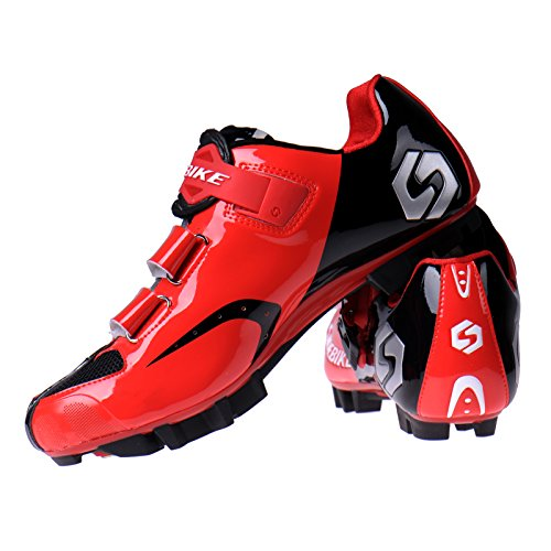 Cycle RedBlack Shoes Shoes Light Road different bicycle racing Comfort sizes and colour Men's bike Cycling weight in amp; fHpqnYc