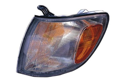 Toyota Sienna Driver Side Replacement Turn Signal Corner Light (Sienna Corner Light Toyota)
