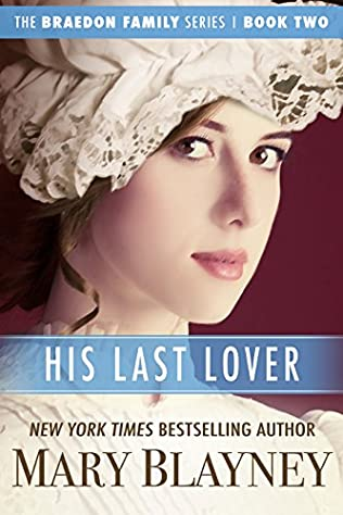 book cover of His Last Lover