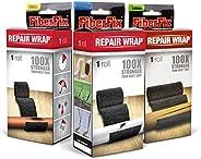 "FiberFix 1"", 2"" & 4"" Repair Tape Wrap - 3 Pack - Fix Anything with Permanent Waterproof Rep"