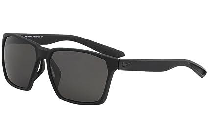 9da9d28aa5 Amazon.com   Nike EV1097-001 Maverick P Frame Polarized Grey Lens ...