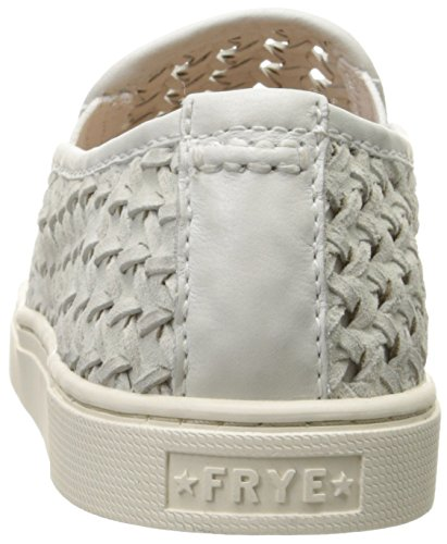 bianco Fashion da Gemma camoscio Sneaker donna in Slip on Frye wUzqAzH