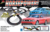 Life-Like Horse Power Mustang Electric Slot Car Race Set