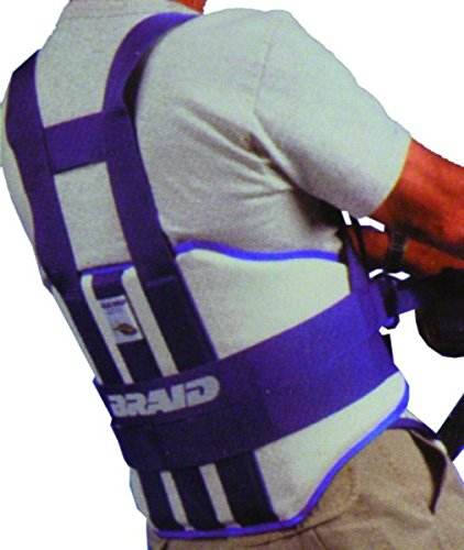 Braid Products Bluefin Harness (Fits up to 54-Inch) by Braid