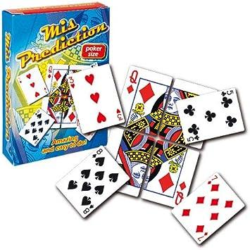Mis-Prediction by Di Fatta Magic - Trick: Amazon.es: Juguetes y juegos