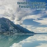 Canadian Landscapes/Paysages du Canada 2018 Mini Calendar