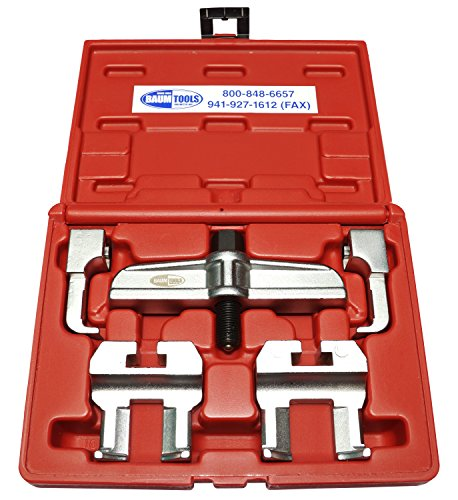 (Baum Tools T40001 Compatible with VW and Audi Camshaft Sprocket Puller)