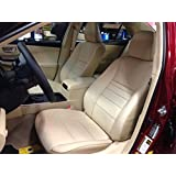 Toyota Camry LE/LE Hybrid 2015-2016, OE Factory Replacement Leather Exact Fit Seat Cover Upholstery Kit