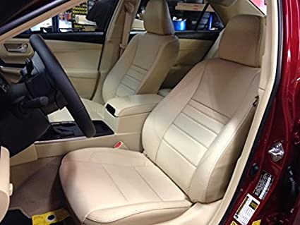 Outstanding Toyota Camry Le Le Hybrid 2015 2017 Oe Factory Replacement Leather Exact Fit Seat Cover Upholstery Kit Pabps2019 Chair Design Images Pabps2019Com