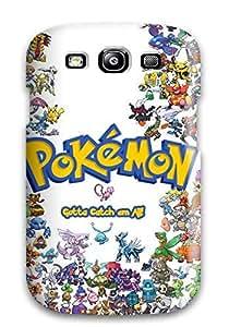 Fashion UPJVWrJ899sgVPN Case Cover For Galaxy S3(pokemon)