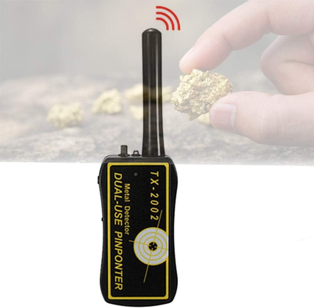 Unterirdischer Metalldetektor verstellbar lange Entfernung Metalldetektor hohe Empfindlichkeit Handger/ät Diamant-Arch/äologisch TX-2002 Gold