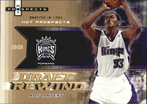 Ron Artest Kings - 1