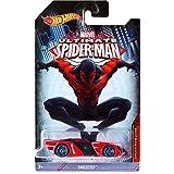 Hot Wheels Marvel Ultimate Spider-Man 2099 Shredster Car Vehicle by Marvel