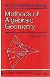 Algebraic Geometry 9780521095204