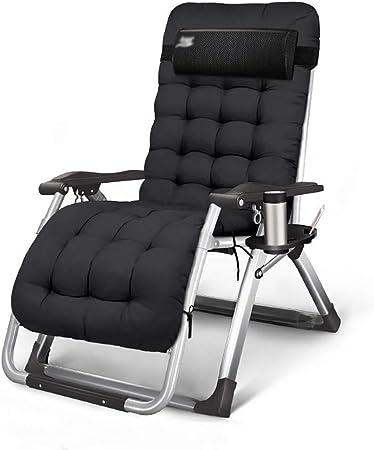 Chaise longue Fauteuil De Plage Extérieur Très Grand avec