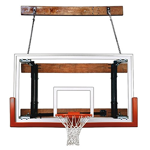 First Team Wall Mount Basketball System - FoldaMount 82 Victory