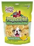 Loving Pets Vegitopia Banana Slices Dog Treats, 5-Ounces, My Pet Supplies