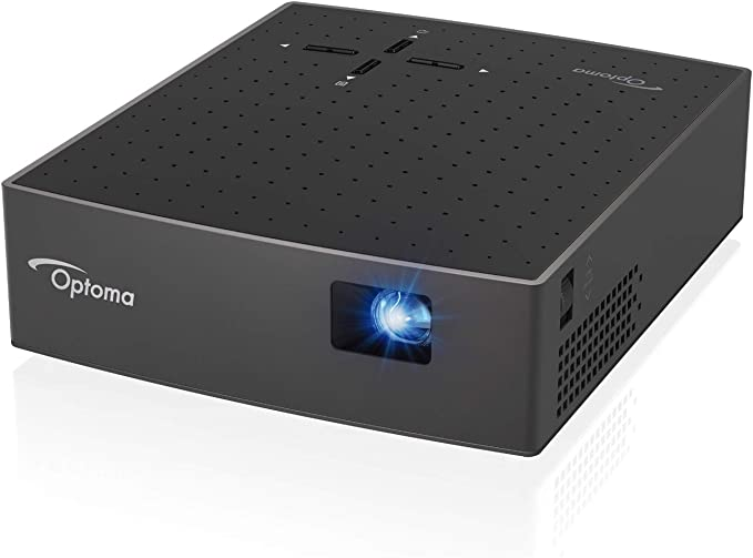 OPTOMA TECHNOLOGY LV130 - Proyector LED portátil, 300 lúmenes ...