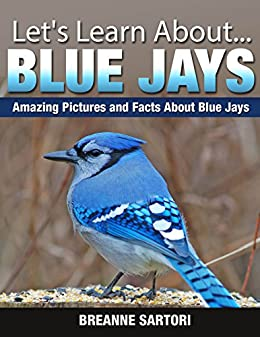 Blue Jay: Amazing Pictures and Facts About Blue Jay (Let's Learn About) by [Sartori, Breanne]