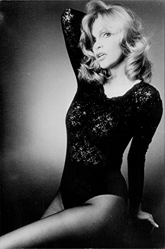 Classic photo of Portrait photography on the model and actress Bobbie Bresee.