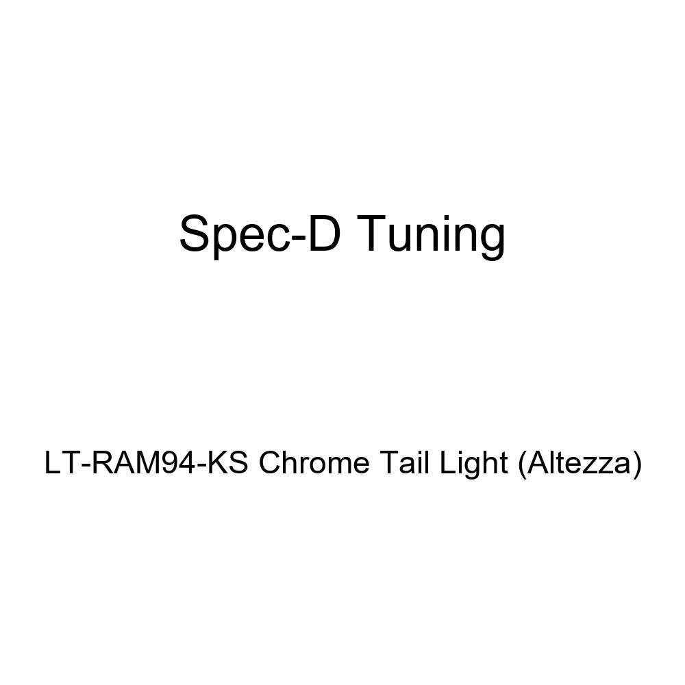 Altezza Spec-D Tuning LT-RAM94-KS Chrome Tail Light