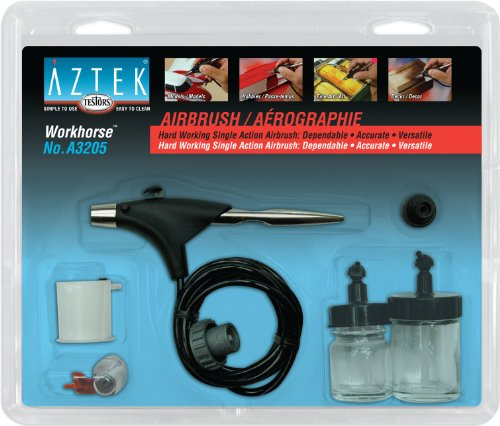 Aztek A470 Airbrush - Aztek A320 Workhorse Airbrush Set