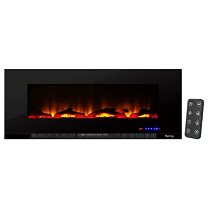 Amazon Com E Flame Usa Livingston Wall Mount Electric Fireplace 50