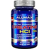 AllMax Nutrition - Creatine HCl 750 mg. - 90 Capsules