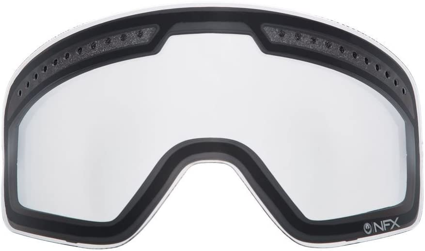 Dragon NFX2 Clear Goggle Replacement Lens Clear, One Size