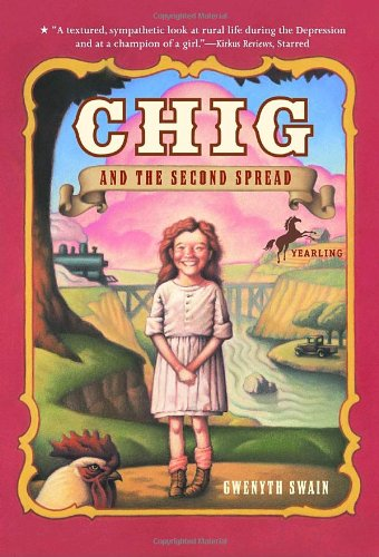 Chig and the Second Spread (Dell Yearling Book) pdf epub