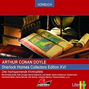 Sherlock Holmes Collectors Edition XVI Hörspiel