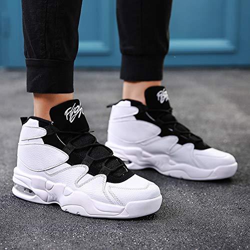 Chaussures 42 Cross Training Microfibre Décontractées Taille quotidiennes Hiver Nouveau Fitness Yan Baskets Basketball Une C couleur amp; Homme Automne Bz1BxAR