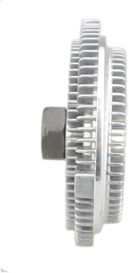 TOPAZ 2697 Engine Cooling Thermal Fan Clutch for Mercedes Benz W163 ML320 98-03 ML350 03-05 V6 3.2L 3.7L