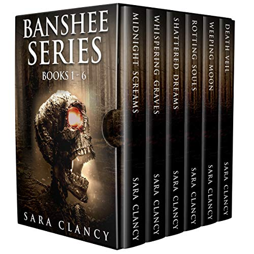 Banshee Series Books 1 - 6: Scary Supernatural Horror with Monsters