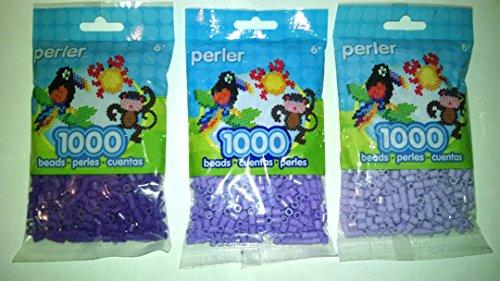 Perler Purple Group Lavender Pastel
