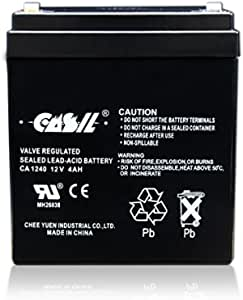 DSC Alarm Systems BD7-12 Compatible Replacement Alarm Battery by VICI Battery Brand