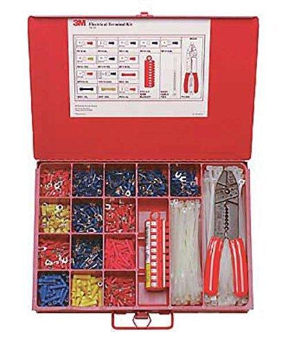 [해외]3M red-terminal-box; empty metal terminal box [PRICE is per CASE] / 3M red-terminal-box; empty metal terminal box [PRICE is per CASE]