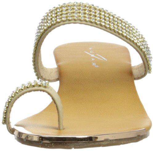Griffith Park JLH620 - Sandalias de vestir para mujer Beige