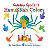 Sammy Spider's Hanukkah Colors (Very First Board Books)