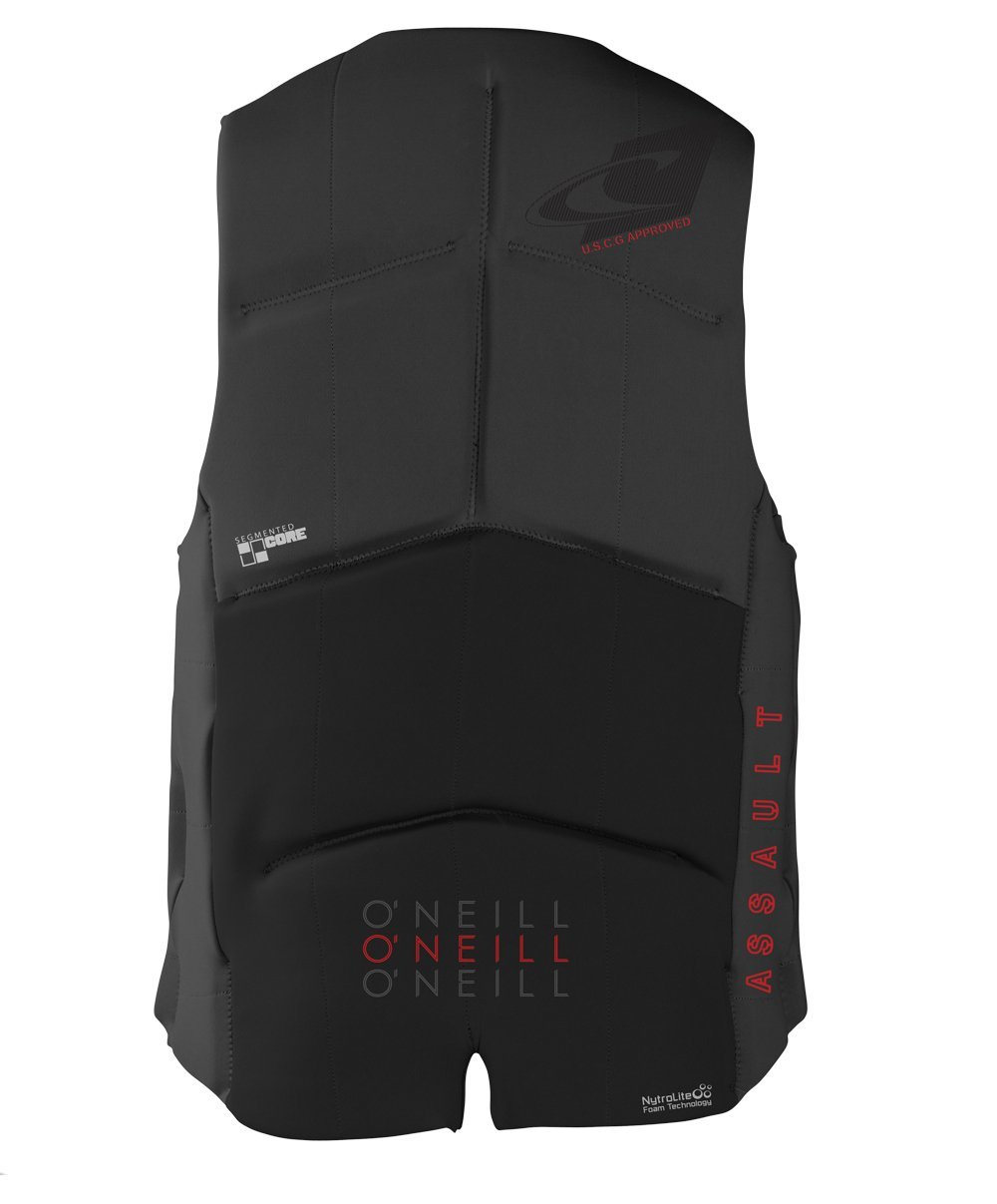 O'Neill Wetsuits Men's Assault USCG Life Vest by O'Neill Wetsuits (Image #2)