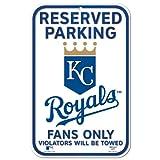 MLB Kansas City Royals 11-by-17 Sign